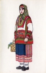 Woman clothes, Penza Province